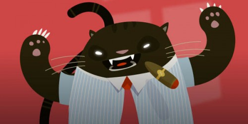 How to Turn a Sketch into a Fat Cat Vector Illustration_8