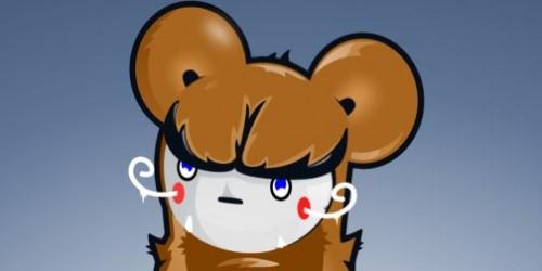 Illustrator Mascot design Tutorial_2