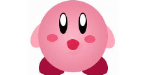 Kirby game character_10