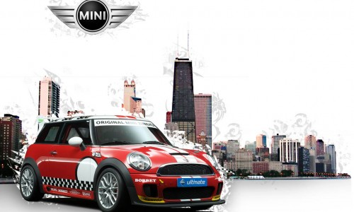 Stylish Mini Car Wallpaper_56