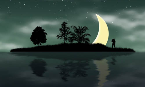 Summer Night Wallpaper_69