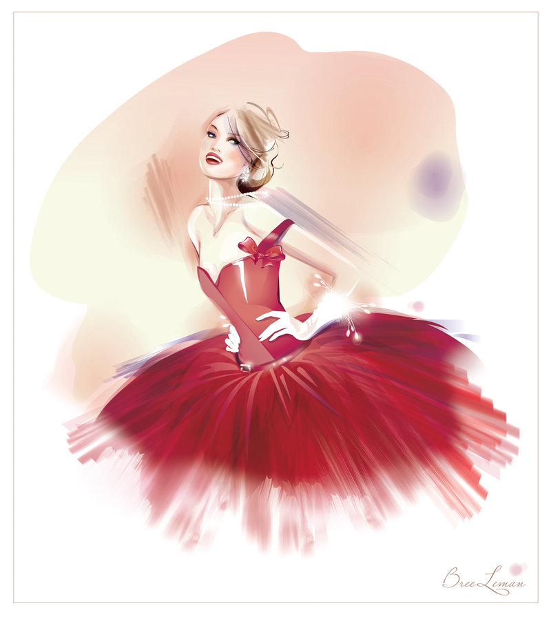 couture_50__s_red_dress_7