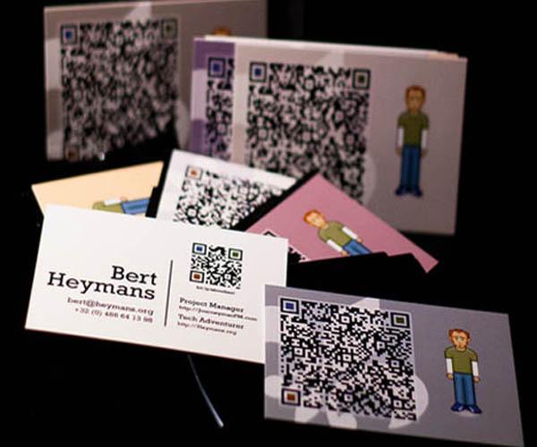 QR Code Business Card Bert Heymans_2