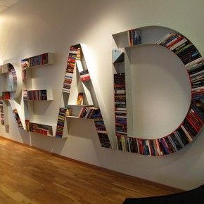 20 Creative & Innovative Bookcase Designs