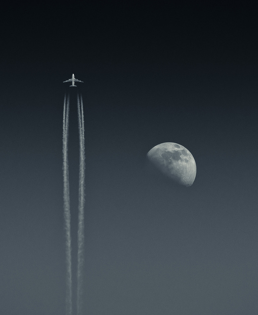 moonward