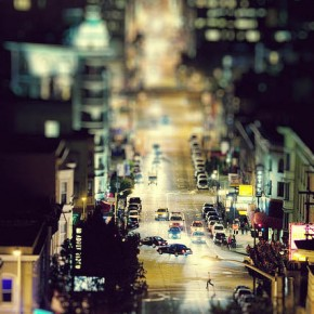 30 Wonderful Examples Of Urban Tilt Shift Photography