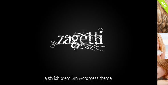 Zagetti™ I A Stylish WordPress theme