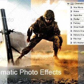 24 Really Cool Photoshop Actions To Enhance Photography