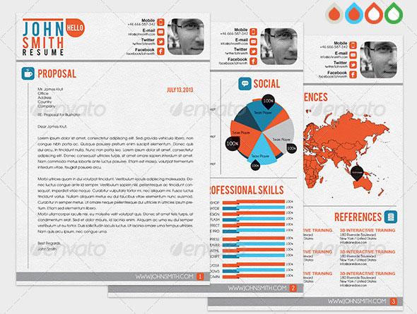 World Resume/CV