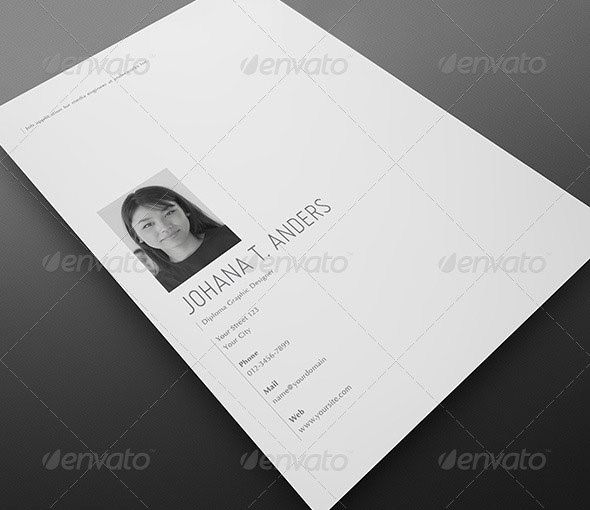 Resume - Alpha Series