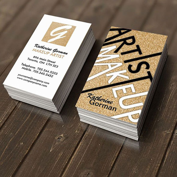 Olimpia Zagnoli; logo and business card