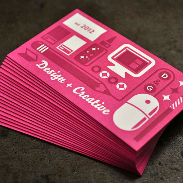 Fudgegraphics Business Cards