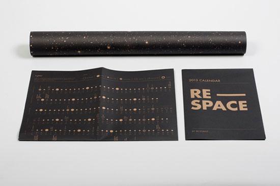 RE-SPACE CALENDAR