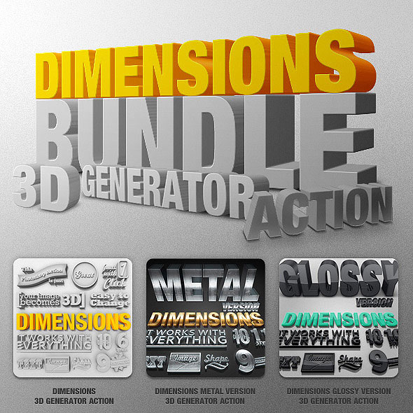bundle-dimensions-3d-generator-action