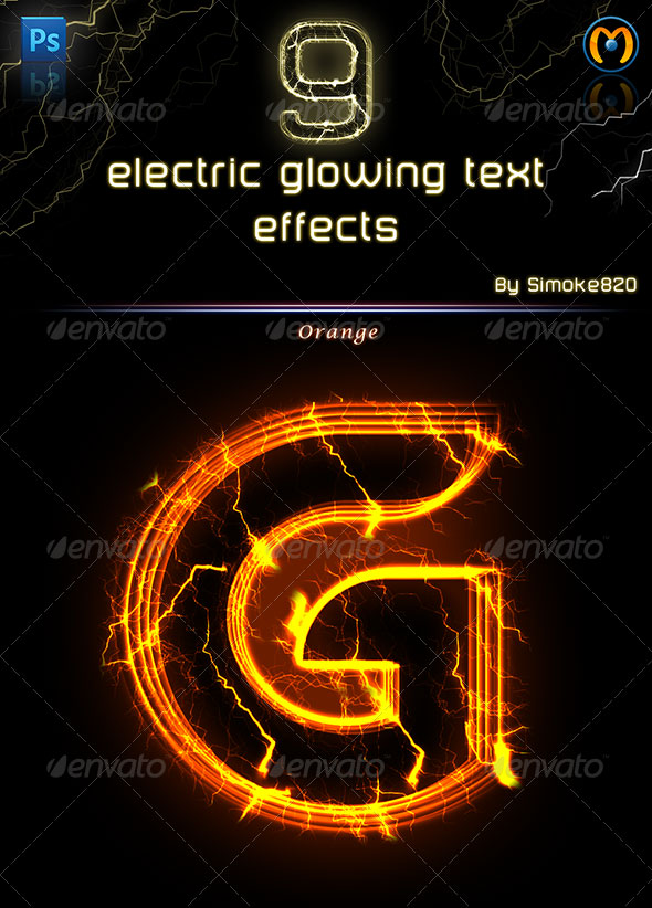 electric-glowing-effect-photoshop-action