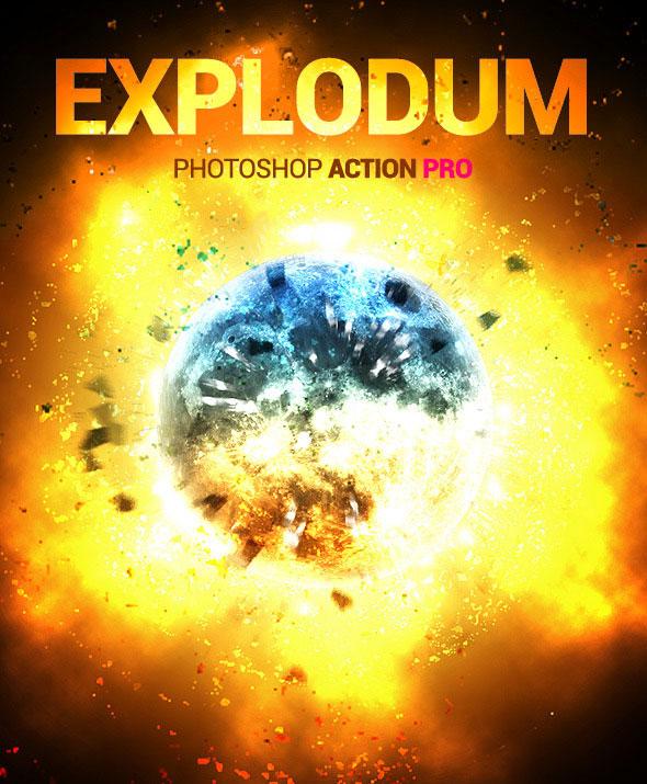 Explodum PS Action