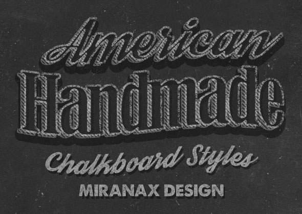 Chalkboard Styles
