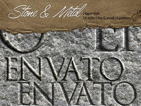 Stone & Metal Styles