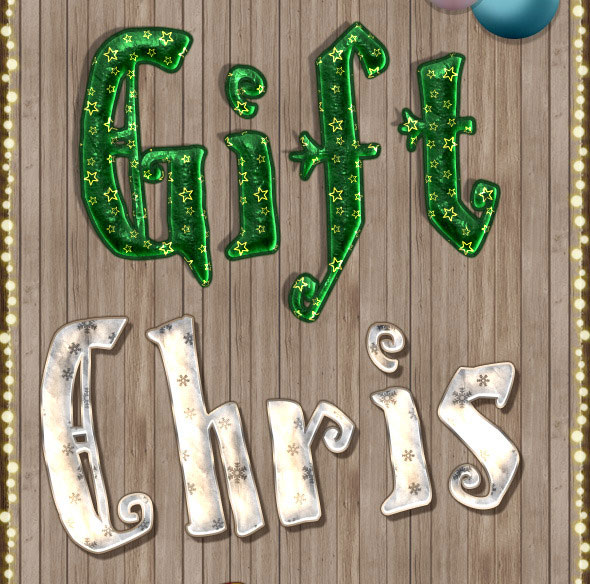 20 Christmas Gift Styles