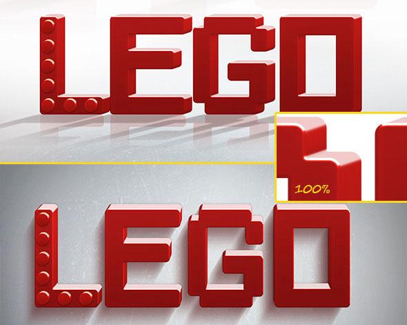 Lego 3D Styles
