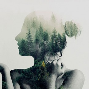 20 Stunning Double Exposure Photoshop Actions