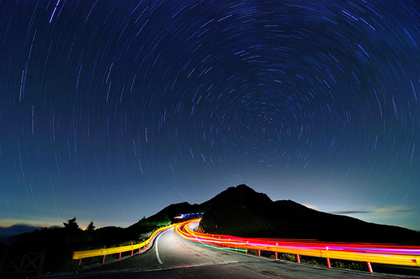 Star Trails by Vincent_Ting