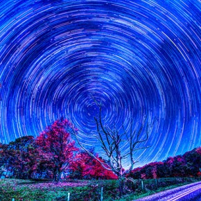 20 Breathtaking Star Trail Photos