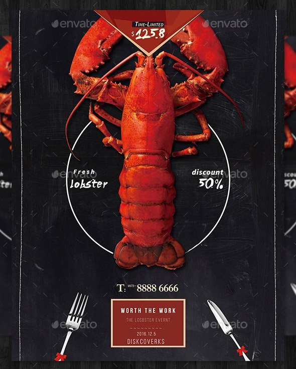 Lobster Flyer
