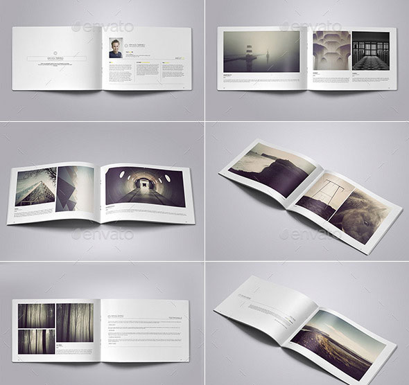 Personal Portfolio Template Vol. I