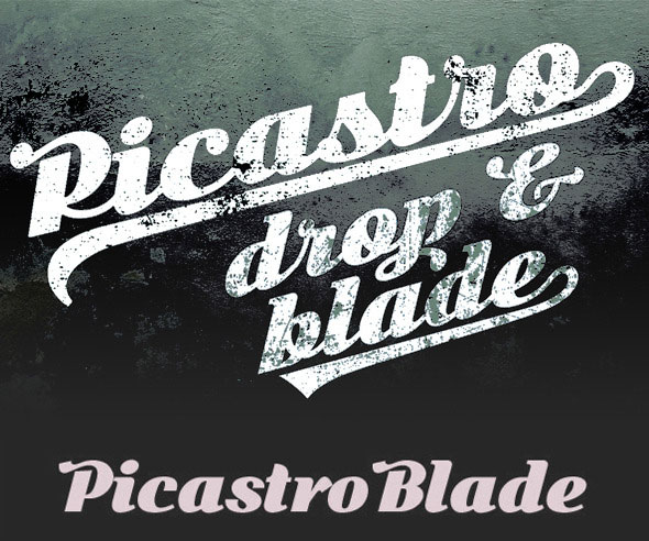 Picastro Blade & Drop