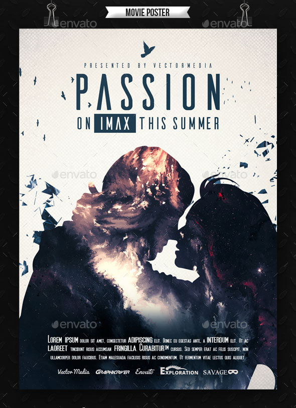 Passion - Movie Poster