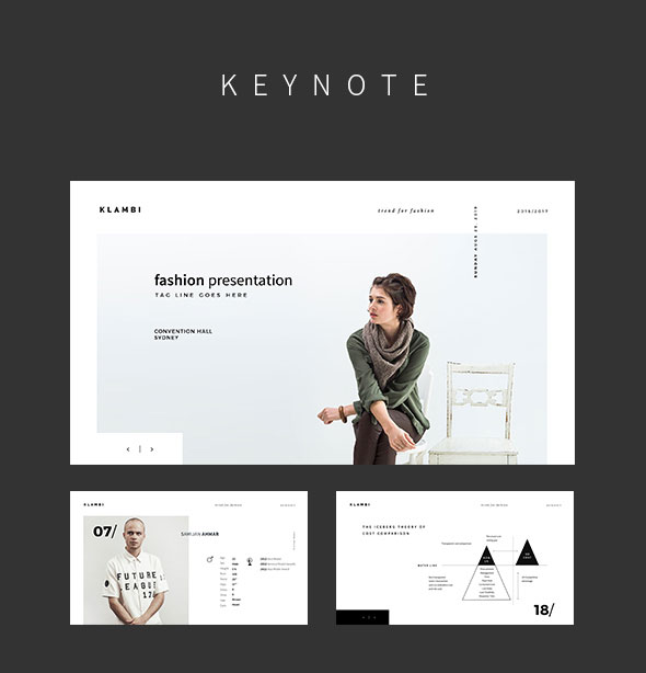 The Fashion Keynote