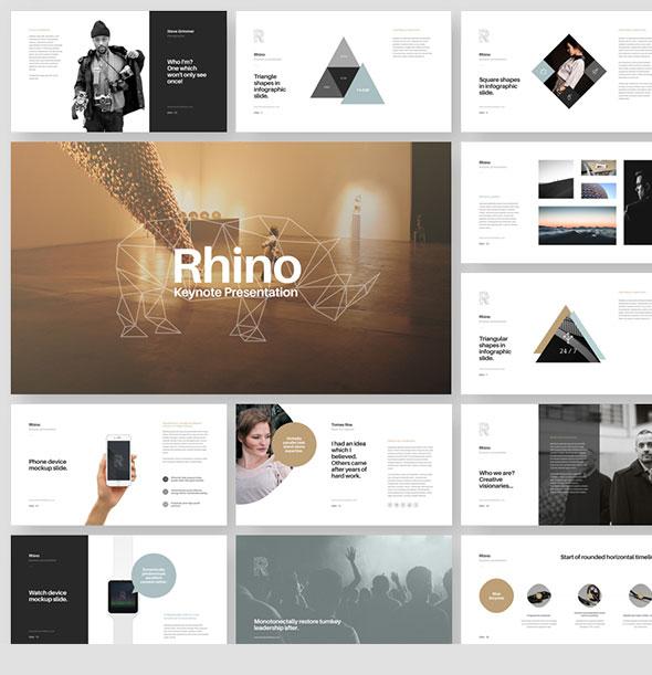 Rhino Keynote Presentation