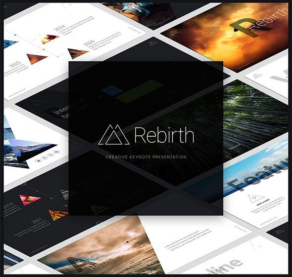 Rebirth Keynote Presentation