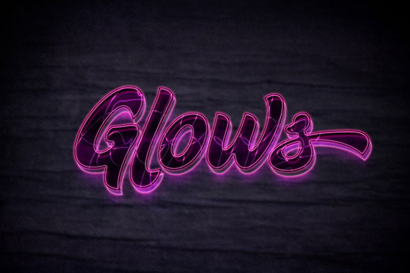 5 delicious text effects