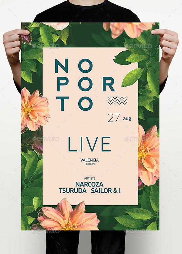 Summer Porto Flyer
