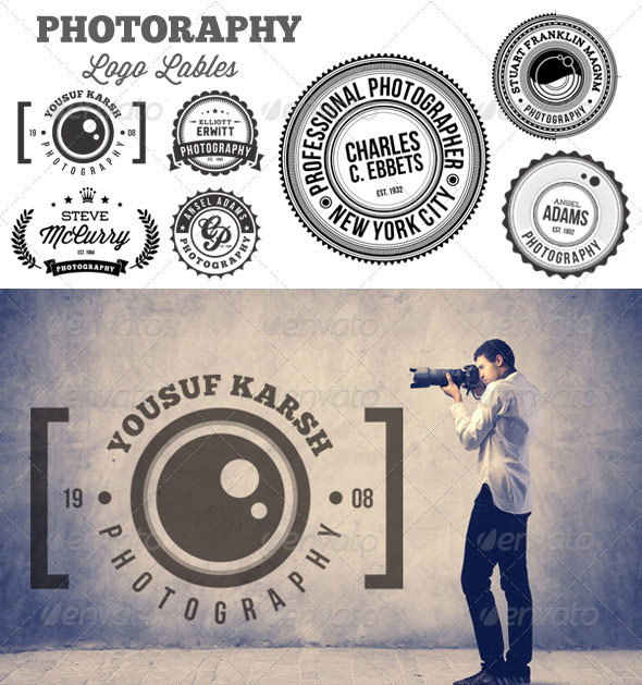 Photography Logo Lable