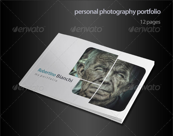 25 awesome portfolio book templates