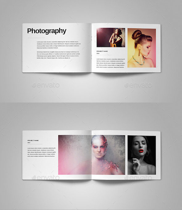 25 Awesome Portfolio Book Templates Pixel Curse