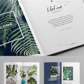 25 Awesome Portfolio Book Templates