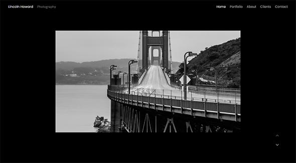 Sylk - Photography Portfolio HTML Template