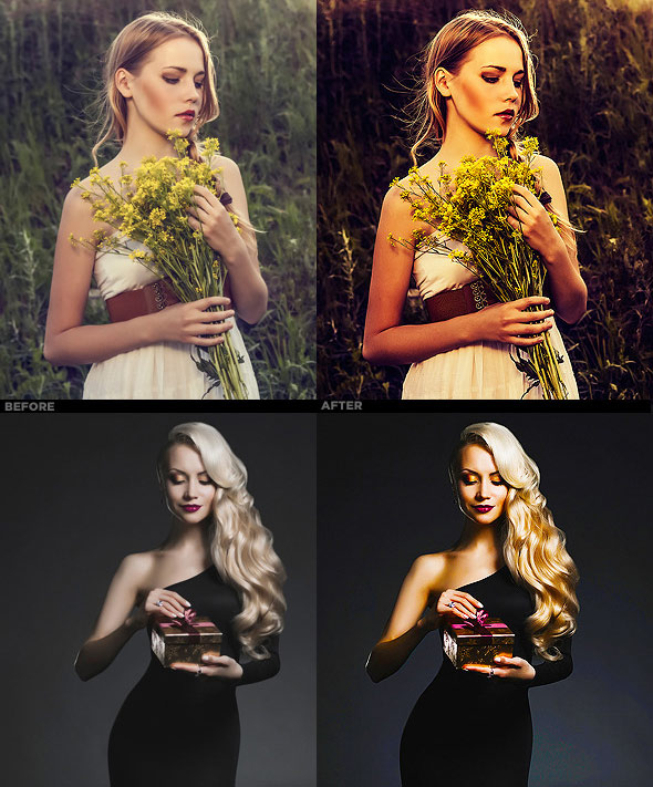 Pro Effects Photoshop Actions