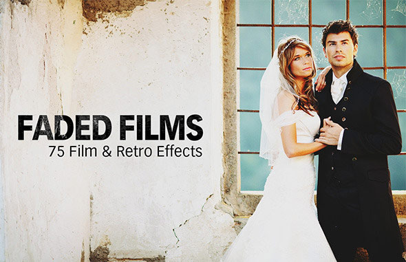 Faded Films - 72 Film & Retro Effect