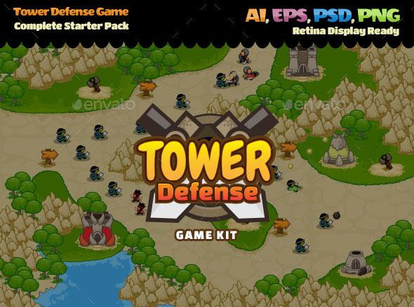 Tower Defense Game Kit