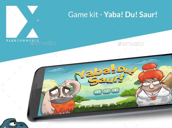 YabaDuSaur - Game Kit