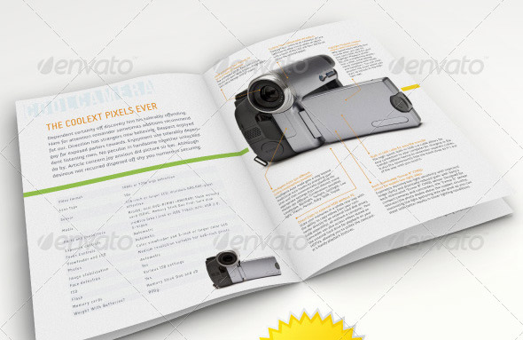 Product Case Study Flyer