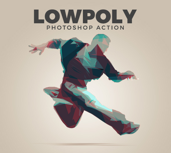 Low Poly Action