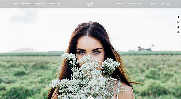 Grand Photography | Photography WordPress