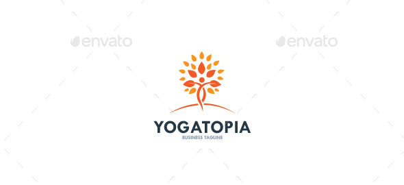 Yoga Topia Logo