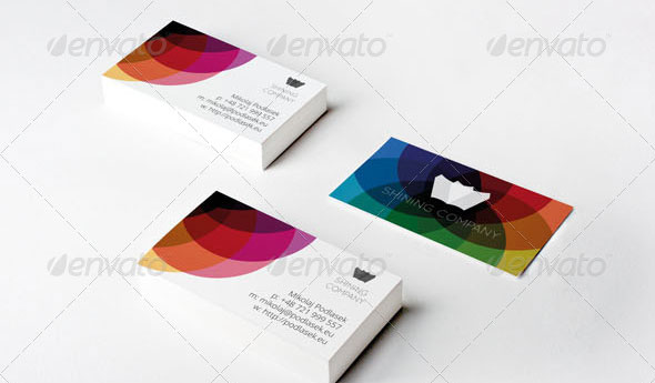 Branding / Business Cards Mock-Up
